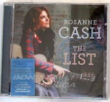 ROSANNE CASH - THE LIST - CD Sigillato