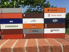 HO CONTAINER 40   Vari