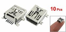 10 x Mini USB 5 Pin Buchse Loet-Stecker Adapter GY