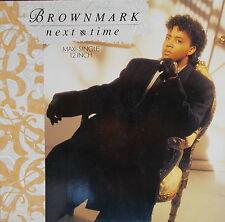 "12"" Maxi  Brownmark - Next Time,cleaned,Motown ZT41774  von  1988"