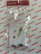 HONDA XL100 XL125 CB125 CM200 CM250 CB450SC CARBURETOR FUEL SCREW SET A OEM KC2