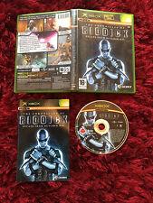 Chronicles of matado escapar de carniceros Bay-Completo Xbox Juego-Sierra