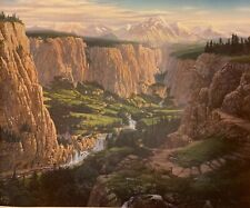 RIVENDELL by Ted Nasmith (Hard-to-find Limited Edition Print)