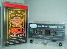ASS KICKIN´ SOUTHERN ROCK © 1994 Edel Records Sampler - AUDIO TAPE CASSETTE