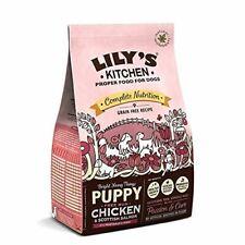 Lilys Kitchen  Chicken & Salmon Puppy Dry Food - 1kg - 91969