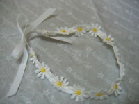 "American Girl 18"" Doll JULIE DAISY FLORAL HEADBAND from Floral Accessories NEW"