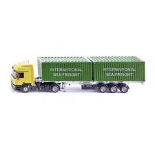 SIKU Kinder Spielzeug Modell LKW Truck mit Container Spielzeugauto / 3921