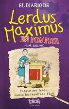 Diario de Lerdus Maximus en Pompeya (Spanish Edition)-ExLibrary