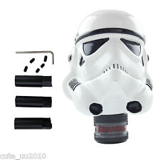 Car Auto Manual Gear Shift Knob Shifter Lever Knob-Star Wars Fans Clone Trooper