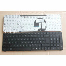 NEW FOR HP PAVILION DV7-4000 DV7-4100 DV7-4200 Laptop Keyboard UK With Framed