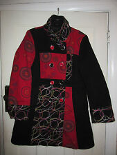 Desigual Women's Button Other Coats & Jackets