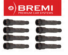 8-Pieces Bremi Brand (Made in Germany)Spark Plug Connector for BMW E36 E38 E39