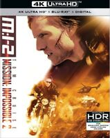 Mission: Impossible 2 [New 4K UHD Blu-ray] With Blu-Ray, 4K Mastering, Ac-3/Do