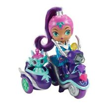 Shimmer and Shine Zeta's Scooter With Accesories Playsets Dolls New