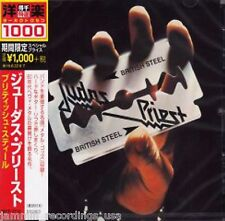 JUDAS PRIEST - BRITISH STEEL - JAPAN CD - LIMITED EDITION SICP-4716
