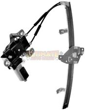 Front Power Window Regulator Drivers LH w/Motor for 97-05 Buick Century