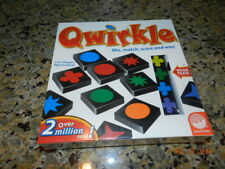Qwirkle Game Mix Mtach Toy Play Game Educational Fun Learning Kids Children Gift