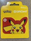 SPECIAL POKEMON WITH SLEEVE TARGET EXCLUSIVE GIFT CARD MINT For Sale