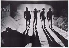 "MOVIE POSTER~A Clockwork Orange (1971) Figures Alex & Droogs Gang 23x35"" NOS~"
