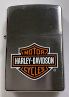 Harley-Davidson Logo Zippo Lighter