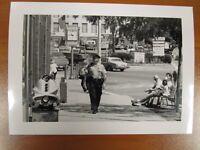 Vintage Glossy Press Photo Natick MA Community Police Officer James Linton #2