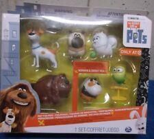 The Secret Life Of Pets Target Exclusive Collectible Figures Toys