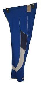 Adidas Women's Athletic Legging Highrise Polygiene Size L New $65
