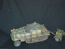 THOMAS GUNN WHOO1A WW2 GERMAN SDKFZ 252 AMMO CARRIER (NORMANDY) .