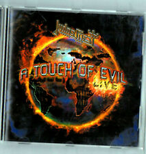 Judas Priest Touch Of Evil Live Cd