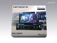 Carrozzeria (Pioneer) Car Audio MVH-7500SC from Japan smart phone connect model