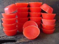 24 Mango & Papaya  Wax Tarts Melts Tropical Juicy Fruit