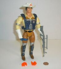 1986 Mattel MARSHALL BRAVESTARR action figure Brave Star SPACE COWBOY toy NICE!