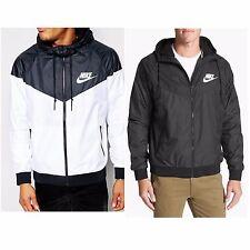 Nike Windrunner Jacket Windbreaker White Size Small Medium unisex S M L