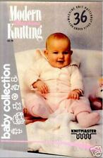 Knitting Machine Baby Pattern Collection