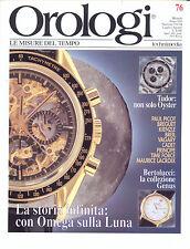 OROLOGI LE MISURE DEL TEMPO N. 76 LUGLIO AGOSTO 1994