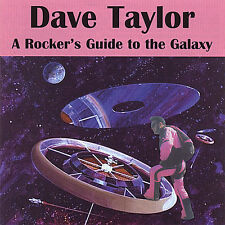 Dave Taylor - Rocker's Guide to the Galaxy [New CD]