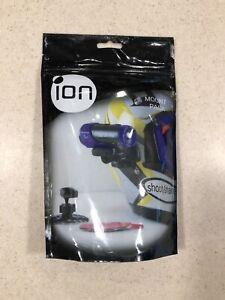 iON Camera 5007 Mount Pack Black