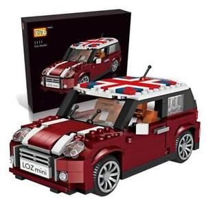 LOZ 1:24 Mini Cooper Model 492pcs mini blocks model UK