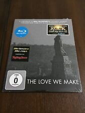PAUL MCCARTNEY THE LOVE WE MAKE DELUXE EDITION BLURAY BOOK - REGION 0 NEW SEALED