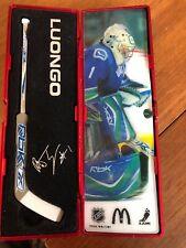 McDonald's NHL Hockey Star Sticks 2007-2008 Roberto Luongo