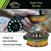 Stripee Reel Bandz 3 Pack - Fly line tamer - Keeps line Spooled on the reel