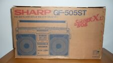 Brand New SHARP GF-505ST With Box
