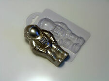 """Astronaut"" plastic soap mold soap making mold mould spaceman space"