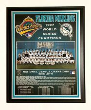 Florida Marlins 1997 World Series Championship Plaque by Healy Awards
