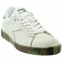Diadora Game Low Waxed Camouflage Sneakers - White - Mens