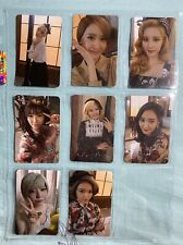 GIRLS' GENERATION SNSD You Think 5TH ALBUM Official Photocard Set Full Set Of 8