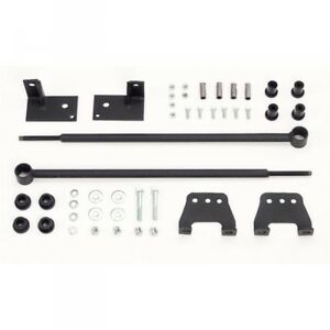 88-98 GM 15/2500/3500 4WD SRW TUFF COUNTRY TRACTION BARS.