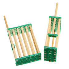 10pack of Bamboo Queen Keeping Moving Cage For Bee Hive Beekeeping Catcher Honey