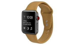 Silicone Strap Band for Apple Watch Sports Series 6 5 4 3 2 1 SE 38/40/42/44mm