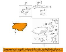 MERCEDES OEM 08-11 C300 Headlamp-Front Lamps-Sealing Ring Left 2048260991